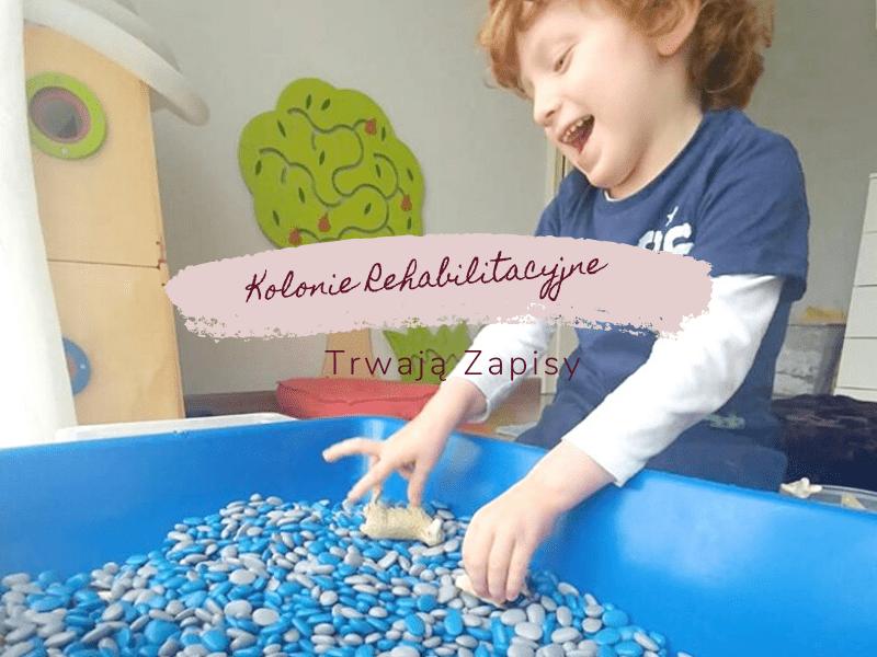 Kolonie Rehabilitacyjne