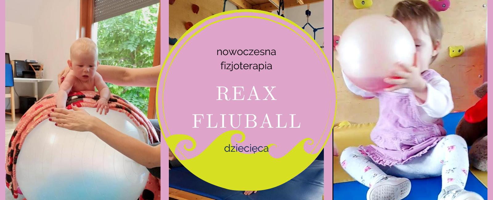 Reax Fluiball Reaxing Pilka Gimnastyczna Do Cwiczen Z Dziecmi.jpg