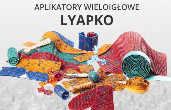 Aplikatory Wieloiglowe Lyapko Do Terapii Dzieci
