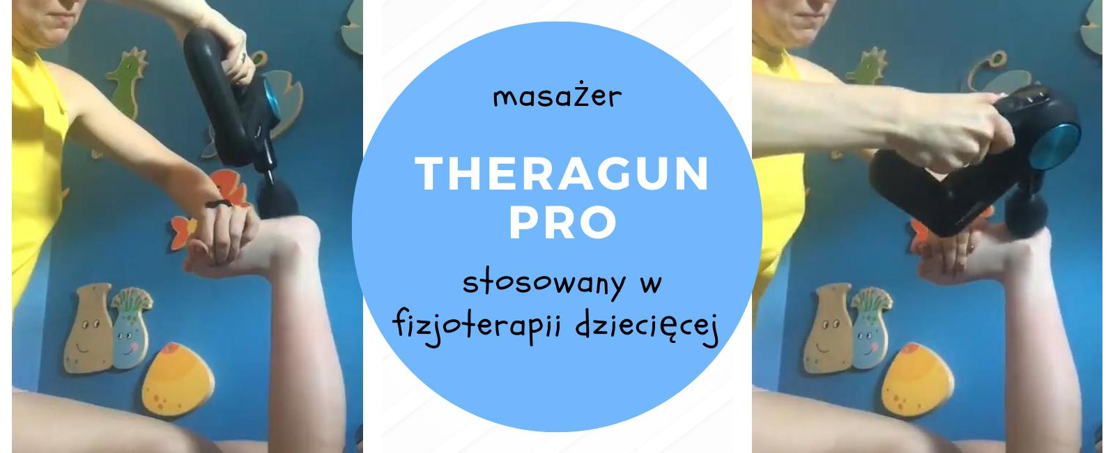 Masazer Z Koncowkami Do Masazu I Terapii Dzieci Theragun Pro.jpg