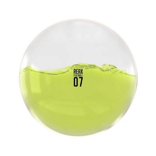Pilka Do Terapii I Rehabilitacji Dzieci Reax Fluiball 30cm Kolor Zielony