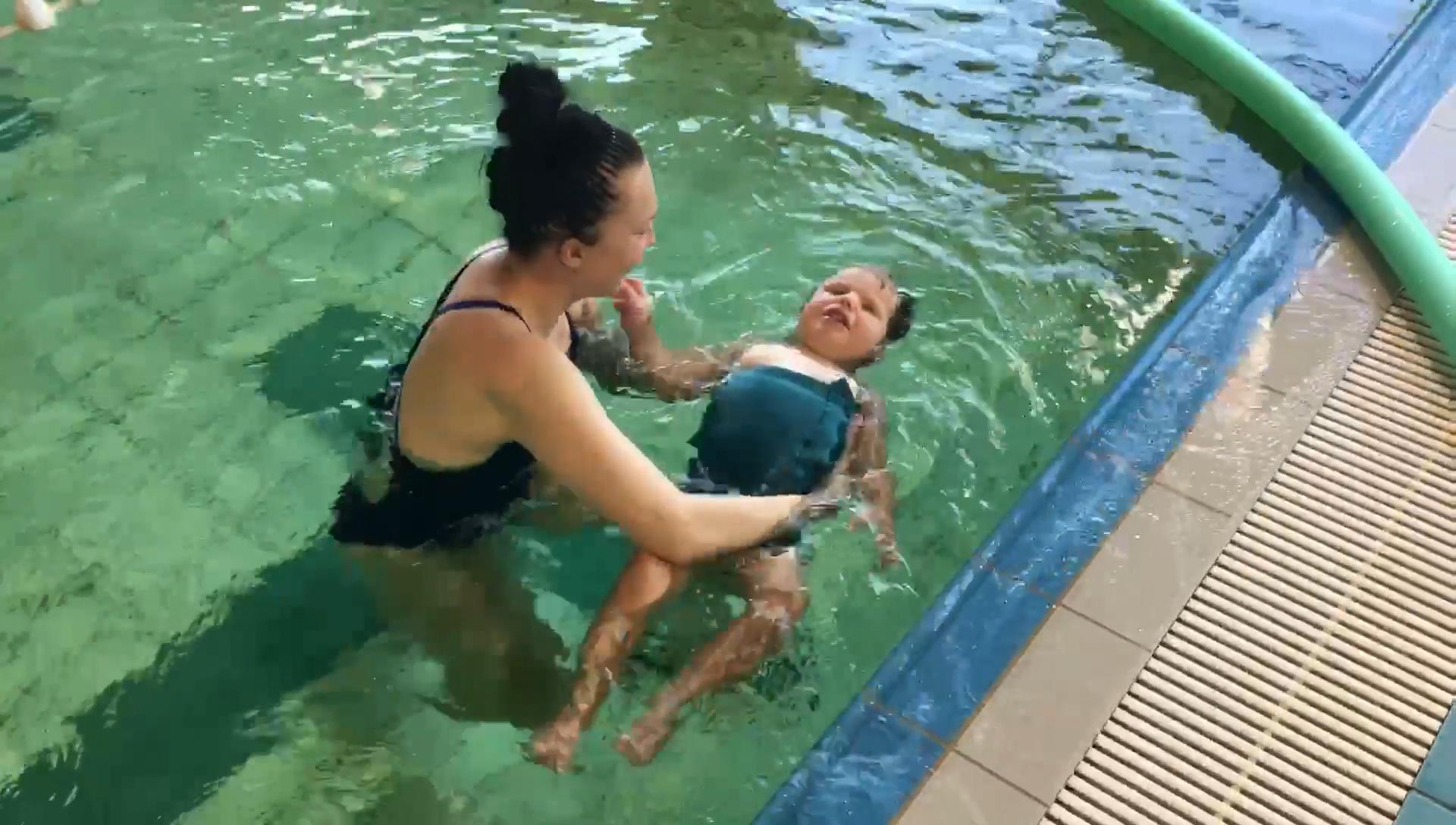 Wielki powrót do terapii w wodzie! :)