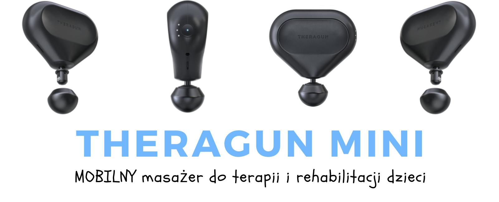 Theragun Mini Masazer Miesni Dla Dzieci Masazer Do Fizjoterapii Dzieciecej.jpg