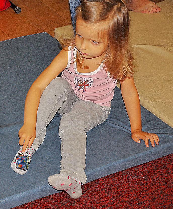Wykorzystanie Walka Sensorycznego Lyapko W Terapii Dzieci